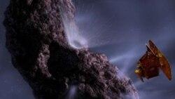 فضاپیمای «ديپ ايمپکت» تصويرهايی از هسته و جو ستاره دنباله دار «هارلی۲» به زمين مخابره کرد