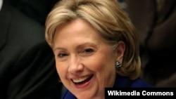 美國國務卿希拉里克林頓