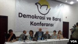 Demokrasi ve Barış Konferansı, Ankara, 25 Mayıs 2013