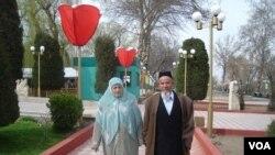 Markaziy Osiyo Qurbon hayiti arafasida, Qirg'iziston janubidagi manzara