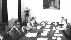 洛德大使回顾上海公报谈判(2)