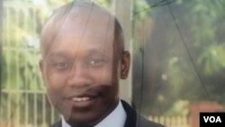 Walter Francisco desaparecido ao largo de Cabinda
