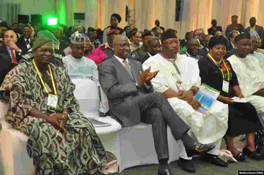 Taron Tattaunawa Na 4 Kan Shaidar Yan Kasa Da NIMC Ke Gudanarwa Na Afrika (ID4Africa, 2018) A Abuja