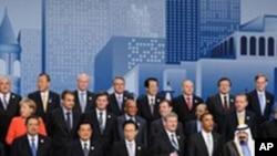 جی -20 سربراہ کانفرنس