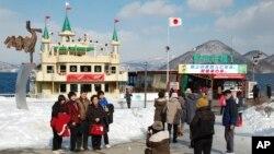 한·중, 지난달 일본 관광 급증
