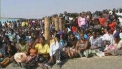 آفريقای جنوبی در عزای عمومی بسر می برد
