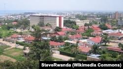 La ville de Bujumbura, capitale du Burundi (archives 2006)