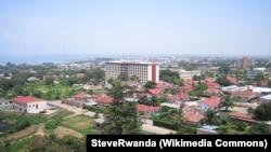 La ville de Bujumbura (archives 2006)