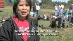 Penjualan Rokok Turun, Petani Tembakau AS Jadi Peternak Udang - Laporan VOA 30 November 2011