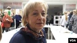 Руководитель аппарата уполномоченного по правам человека в Санкт-Петербурге Ольга Штанникова