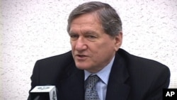 US Special Representative for Afghanistan and Pakistan Richard Holbrooke (file photo)