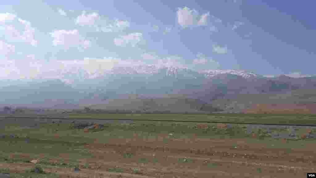 ارتفاعات اشترانکوه- لرستان عکس: مژگان شهسواری (ارسالی شما)