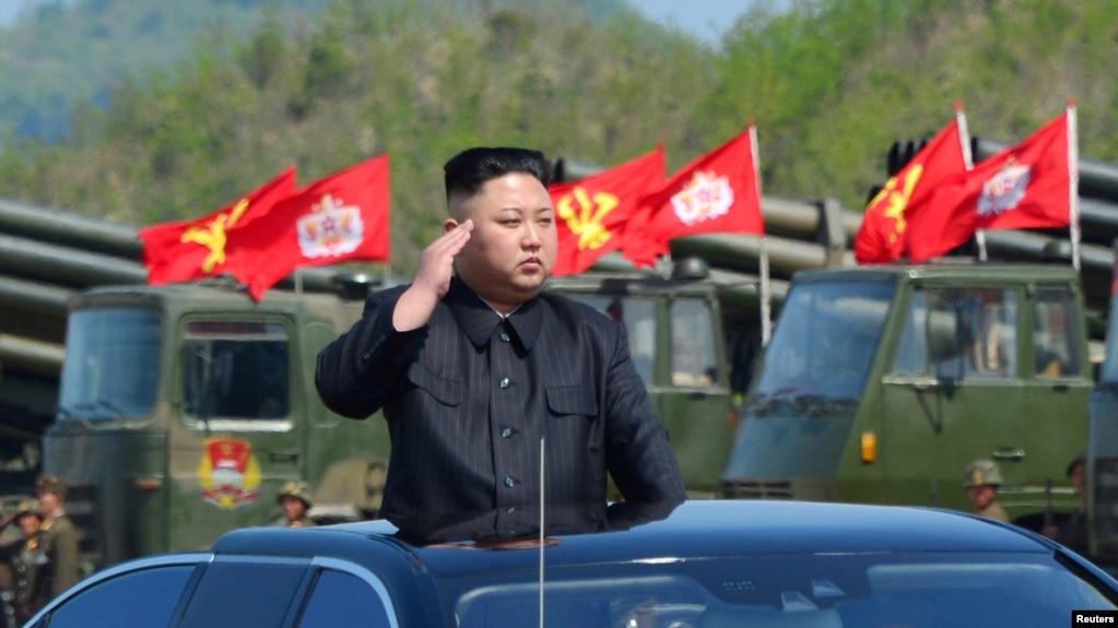 Lãnh tụ Triều Tiên, Kim Jong Un