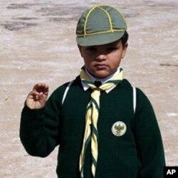 A Benghazi Boy Scout, 7 March 2011