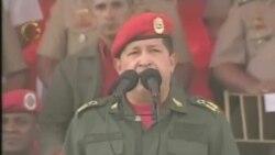 Funcionarios venezolanos informan sobre salud de Chavez