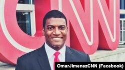 عمر حیمِنِز، خبرنگار سی.ان.ان ساعاتی بازداشت بود