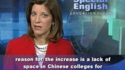 Number of Foreign Students in US Continues to Rise