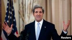 Tân Ngoại trưởng Hoa Kỳ John Kerry.