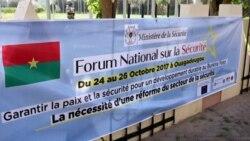 Reportage de Zoumana Wonogo à Ouagadougou pour VOA Afrique