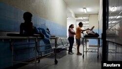 La crisis de la salud en Venezuela se extiende ahora al sector privado.