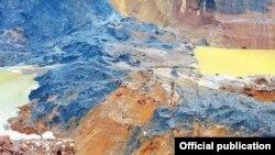 MOI Hpakant landslide