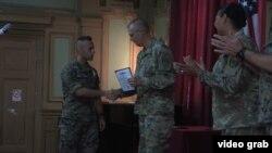 Priznanja za bh. vojnike za učešće u takmičenju u Marylandu