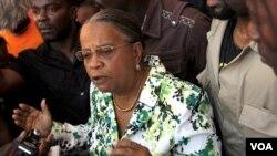 Ayiti - Eleksyon: Reyaksyon Mirlande Manigat Sou Komisyon Verifikasyon OEA a