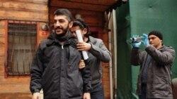 راهپيمايی ۳۰۰ خبرنگار معترض در ترکيه