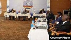 Mkutano wa viongozi wa mataifa ya Kanda ya Maziwa Makuu mjini Luanda Angola