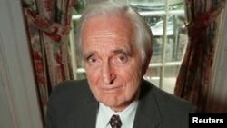 Doug Engelbart, pencipta mouse komputer (foto: dok 1997)