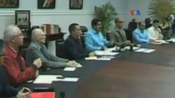 Venezuela: ministros ponen cargos a la orden