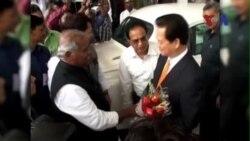 Thủ tướng VN thăm Ấn Độ, củng cố quan hệ đối tác chiến lược