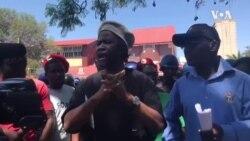 Munyaradzi Gwisai on Public Protests in Zimbabwe