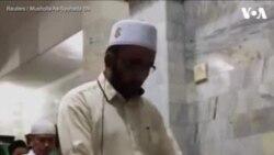 بالی کے امام مسجد کی ویڈیو وائرل