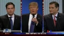 美國共和黨總統候選人激辯