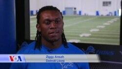Ziggy Ansah of Detroit Lions