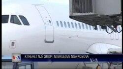 Kthehet një grup i migruesve nga Kosova