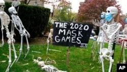 Les autorités sanitaires découragent les célébrations de Halloween