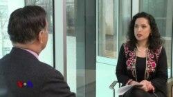 وی او اے کا حسین حقانی سے خصوصی انٹرویو۔۔ ٹیزر