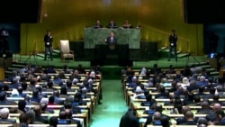 North Korea, Iran, Venezuela Are Objects of Trump's Ire in UNGA Speech
