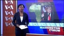 Washington Forum de jeudi 17 novembre 2016 : Donald Trump et l'Afrique