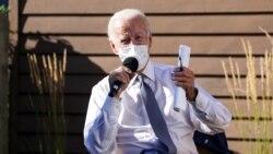 ဆႏၵျပပြဲေတြျဖစ္ခဲ့တဲ့ Kenosha ၿမိဳ႕ကုိ ဒီမုိကရက္ပါတီ သမၼတေလာင္း Joe Biden သြားေရာက္
