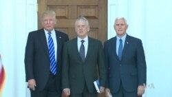 Trump Picks Former Gen. James 'Mad Dog' Mattis for Defense Secretary