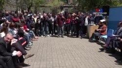 Բացօթյա հանրային քննարկում քաղաքացու օրը քաղաքացու մասին