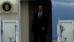 SAD: Obamin buket bijelog cvijeća