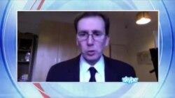 آلن ایر: می خواهیم در ده سال آینده به یک سال زمان لازم، برای گریز هسته ای ایران برسیم