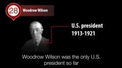 America's Presidents - Woodrow Wilson