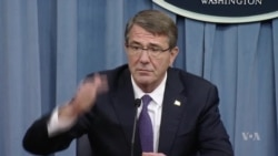 Defense Secretary Carter: US Forces Kill IS Finance Minister