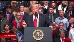 Trump hối Tòa Tối cao phán quyết về lệnh cấm du hành