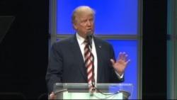 Trump: Violence Against Law Enforcement, Citizens 'Must End'
